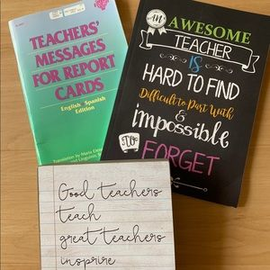 A Teacher's Toolkit